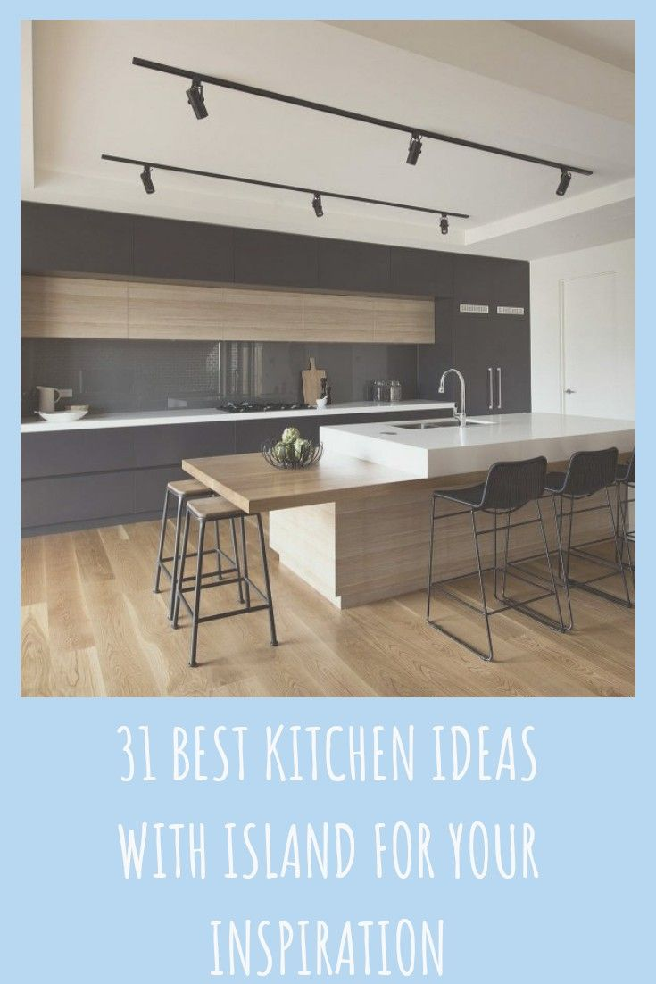 31 Best Kitchen Ideas With Island For Your Inspiration Cool Kitchens Home Coffee Stations Kitchen