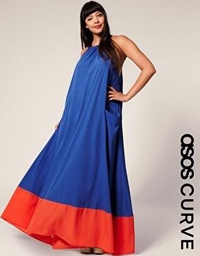 Plus size! Plus size! Plus size!Beach Dresses, Plussize, Block Dresses, Maxi Dresses, Fashion, Cute Dresses, Asos Curves, Plus Size Maxi, Maxis Dresses