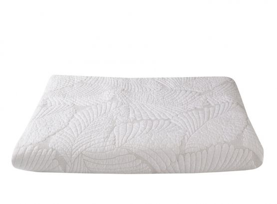 KAS Palms White Comforter Set, available at Forty Winks.