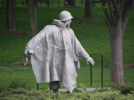 Foto de Monumento a los Veteranos de Vietnam, Washington DC ...