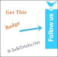 Awesome Gadget For Twitter following for blogger. Float on Right side of your blog with fixed position.