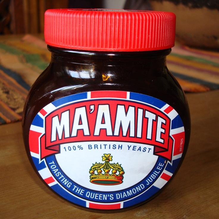 Jubilee Marmite :) Long live Queenie...