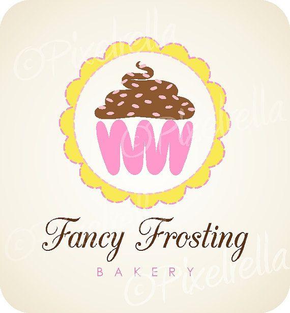 Cute Cupcake/Bakery logo