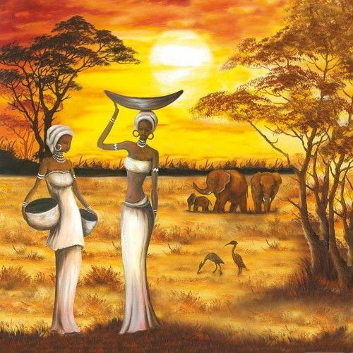 A beleza africana