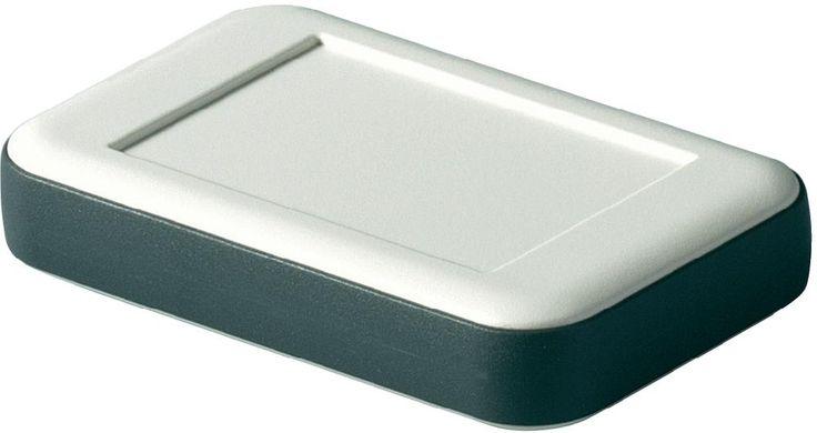 Wand-Gehäuse, Tisch-Gehäuse ABS Grau-Weiß, Lava 51 x 82 x 16 OKW D9050117 1 St. im Conrad Online Shop