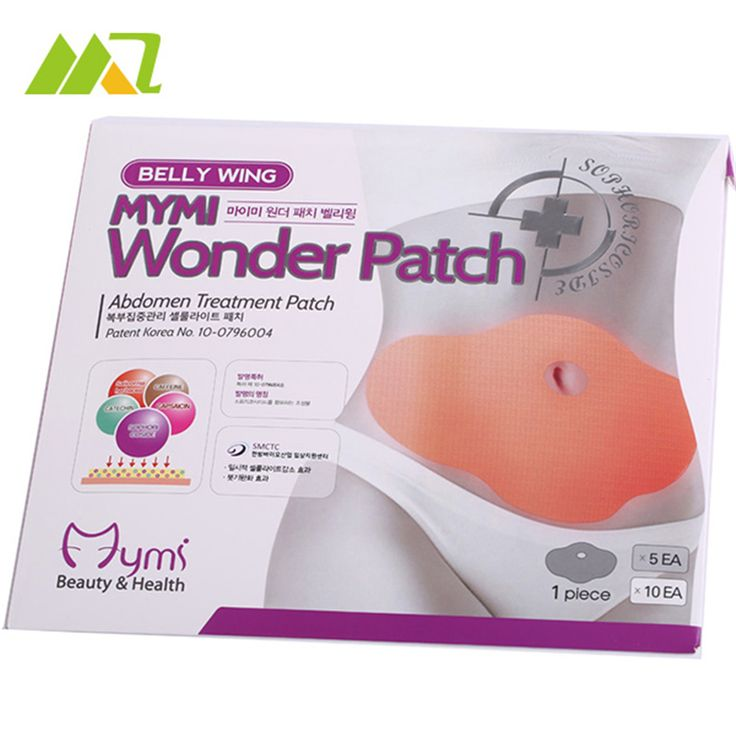 25 PCS MYMI Slimming Patches Weight Loss Burning Fat Patch Adelgazar Body Wrap Slimming Stick Burning Fat Products