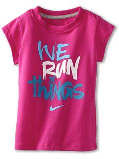 Nike Kids Nike® Girls' We Run Things S/S Tee (Toddler)