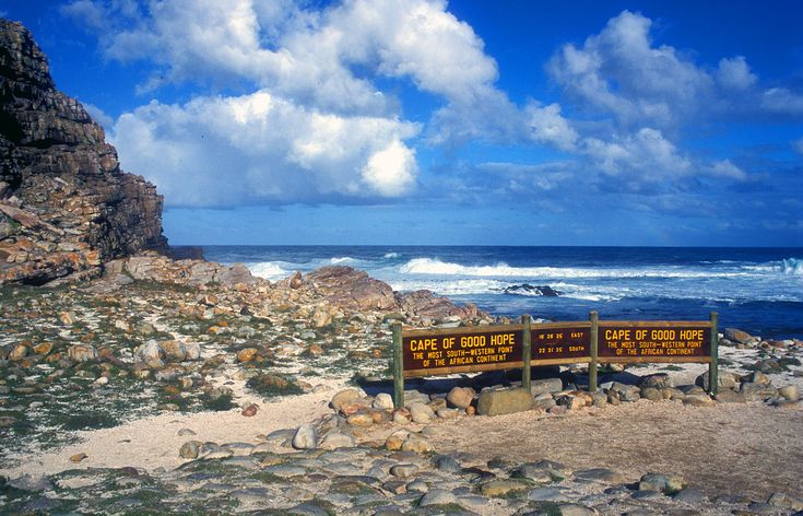 The mythical Cape of Good Hope only waiting for you for a memorable picture!