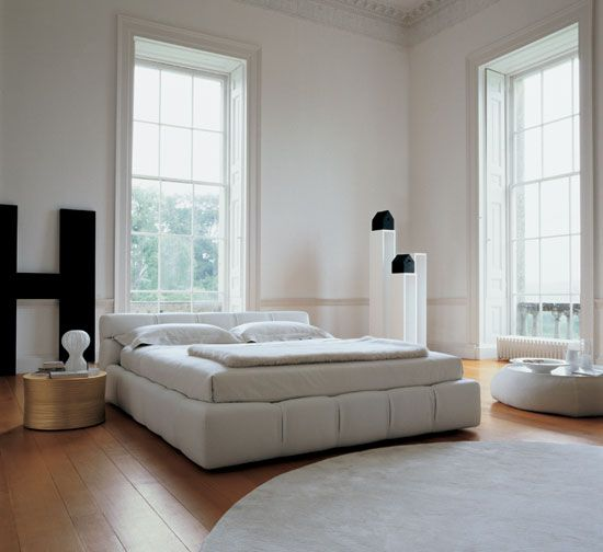 It's our goal for our bedroom to feel like an escape, like a hotel. So we like all-white bed sets. We don't have a bed at the moment, just the sleep number mattress and ensemble base. I think I'd like to get a bed in the future though.