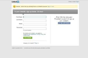 How to Sign Up and Login to LinkedIn