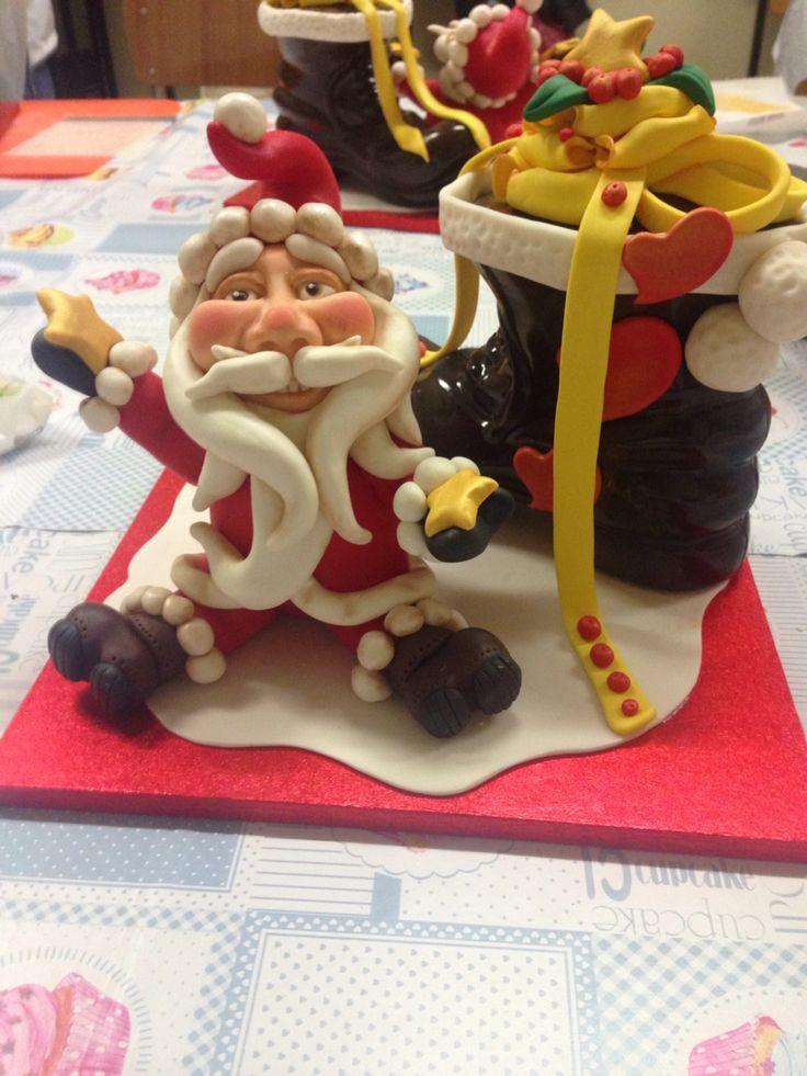 Babbo Natale! www.ledeliziedimanuela.wordpress.com