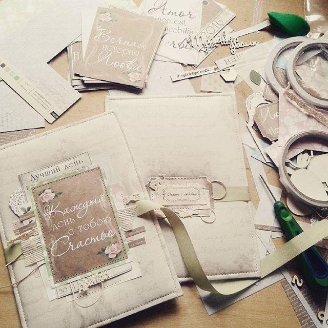 Альбом для влюбленных на заказ. примерно А5 #hendmade #ручная_работа #scrapbooking #скрапбукинг #альбом #фотоальбом