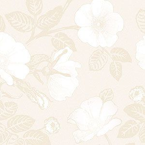 Wallpaper Inn Store - Cream Shiny, Cream Floral - last roll, R250,00 (http://shop.wallpaperinn.co.za/cream-shiny-cream-floral-last-roll/)