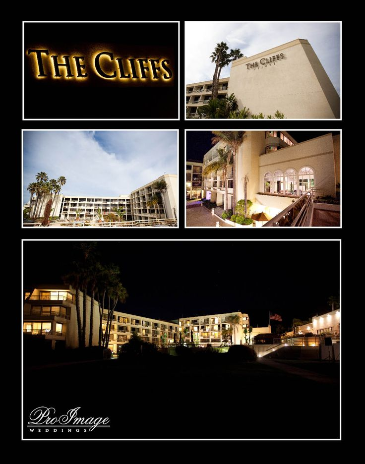 Pismo Beach Wedding Photographers The Cliffs Resort Shell Venue