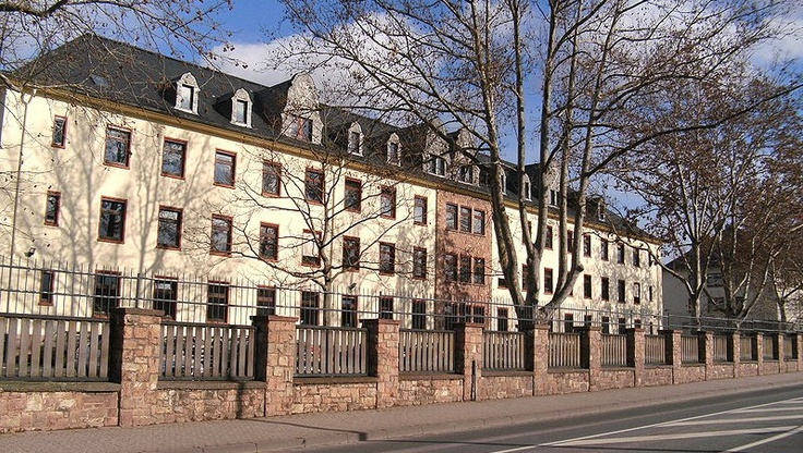 Rose Barracks Bad Kreuznach, Germany.  My husband worked there fpr years.