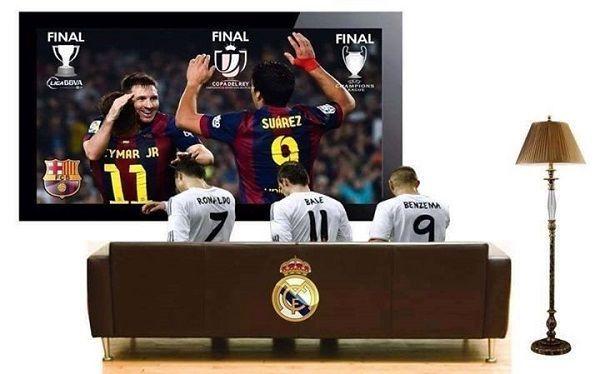 Gwiazdy Realu Madryt wszystkie finały obejrzą przed telewizorem • Ronaldo, Benzema i Bale - rola w finałach obecnego sezonu • Zobacz >>