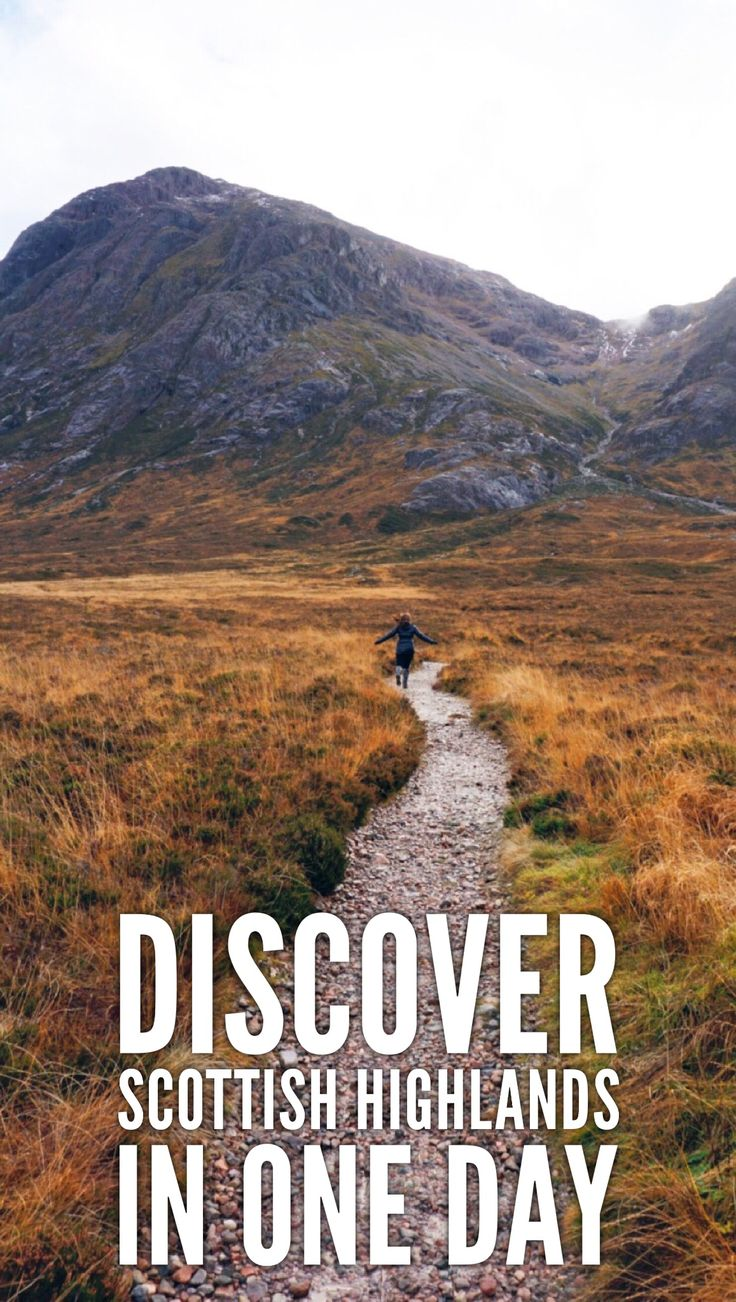 Discover Scottish Highlands in one day with us, Tripsget Bloggers. Visit Glencoe, Glennfinnan and Ben Nevis