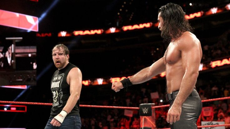 Triple H and Vince McMahon Upset With Dean Ambrose and Seth Rollins Following RAW