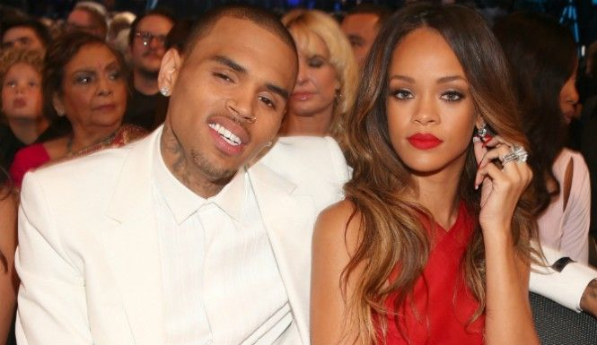 Rihanna may have hinted that she fell in love with 'the beast,' which could mean her ex-boyfriend Chris Brown. #Rihanna #ChrisBrown #HomeMovie