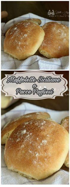 Perfette farcite in qualsiasi modo salumi e formaggi, ma qui in Sicilia si fanno solitamemte condite in questo modo, olio-sale-pepe-acciughe-fette di pomodoro-caciocavallo a fette-origano.
