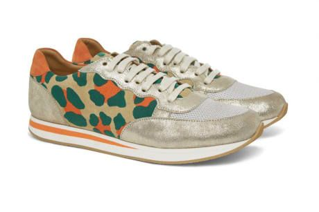 Beautiful designs that are totally unique lie at the core of Rose Rankin, and these gorgeous sneakers are just that... Wear with matching shades or allow them to be a stand-alone statement.