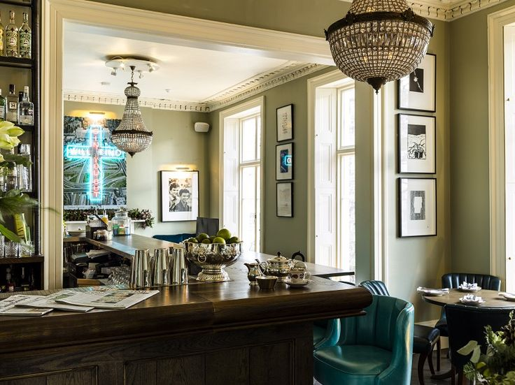 No 131 Cheltenham, Crazy Eights, Boutique Restaurant Hotel & Bar in the Cotswolds, Gloucestershire