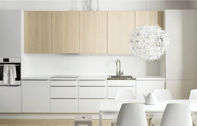 cocina-blanca-ikea - Foto © GMP
