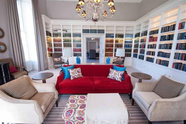 Bespoke tufted Carpet by Cavalier Carpets