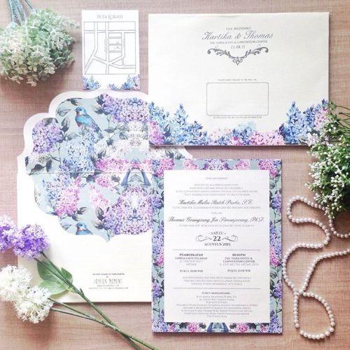 Foto undangan pernikahan oleh Joyeux Moment
