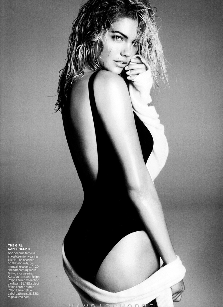 Kate Upton for Vogue