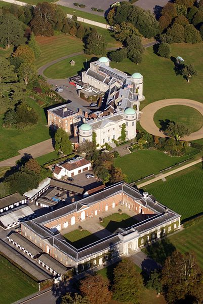 Goodwood House, West Sussex, England, UK. Home to the Festival of Speed each year www.goodwood.co.uk