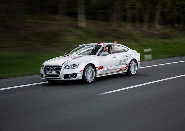 Fotos Audi Sportback A7 Autônomo | Rei da Verdade