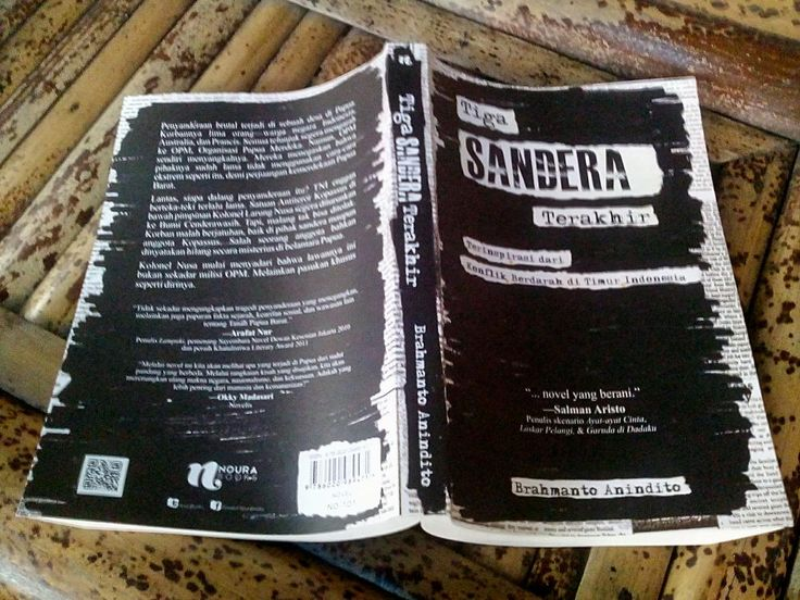 This is a military-thriller novel. Do you remember the abduction of Lorentz researchers in Mapnduma Village, Papua, Indonesia, about two decades ago? The tragedy involved a militant group called OPM (Free West Papua Organisation). If you still don't remember it or don't know what OPM is, this novel would help you refreshing the memory. Although it's a pure fiction and the background is shifted to the present time, i.e. Jokowi-JK era, Tiga Sandera Terakhir was inspired by that Mapnduma…