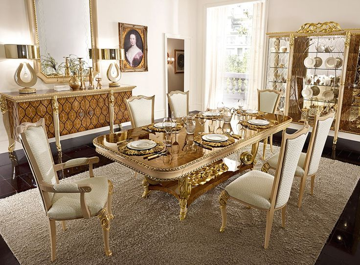 17 images about dining elegance on pinterest stainless for Classic furniture los angeles