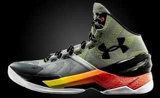 THE SNEAKER ADDICT: Under Armour Steph Curry 2 Shoe (Images + Release ...