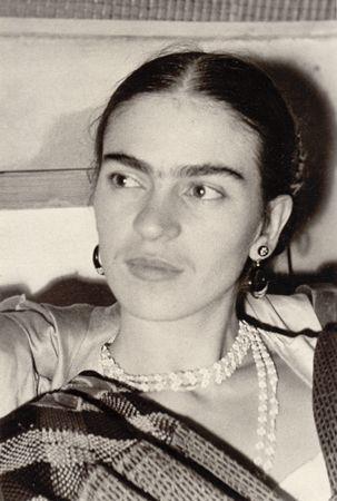 Frida Kahlo, New York City, 1933