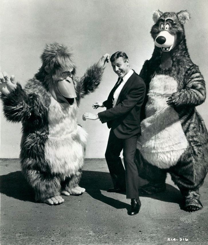 Wally Boag of Disney's Golden Horseshoe Revue (1967)