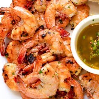 grilled shrimp scampi recipe