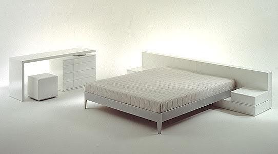 Design: Hannes Wettstein Contemporary Bedroom