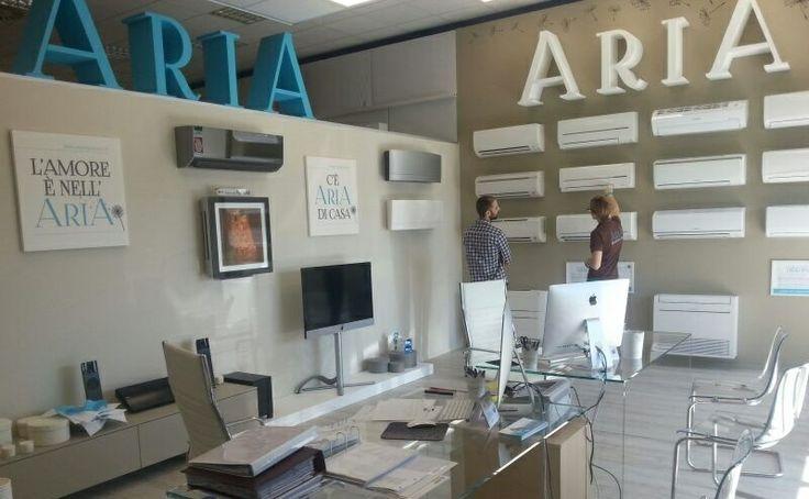 Vi presentiamo #AriaRigamontiDalmine: interno