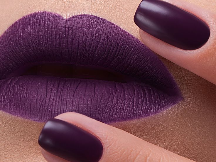 Freedom System Lipstick Matte #519. O2M Breathable Nail Enamel, Matte It Be collection #533 #lipstickmatte #matteitbe
