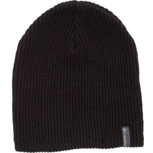 Columbia Sportswear Men's Ale Creek Beanie (Black, Size One Size) - Men's Outerwear, Men's Headwear/Accessories at Academy Sports