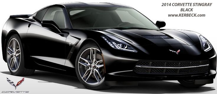 2014 Corvette Stingray.    Hot! Even with a whale mouth