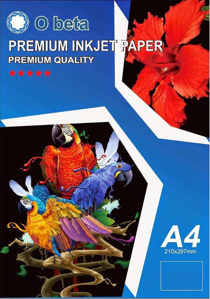 RAJ STATIONERS: Inkjet Photo Paper Photo Glossy Paper Obeta Brings your Images to the life with our advanced high quality Photo Paper, with unique coating technology your print will be clear and vivid with excellent reproduction, Perfect For : Photography, Artwork, water fast images    Obeta Bri...