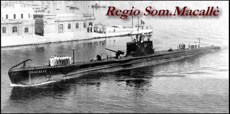 Tekdeep To Hunt For Lost Italian Submarine In Sudan - Scubaverse