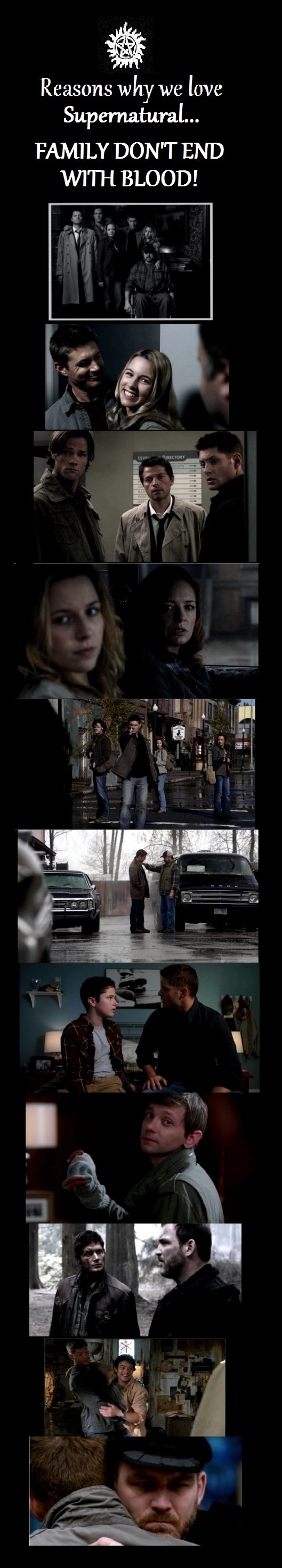 Supernatural Quotes Family Don T End With Blood: 25+ Best Bobby Singer Quotes On Pinterest
