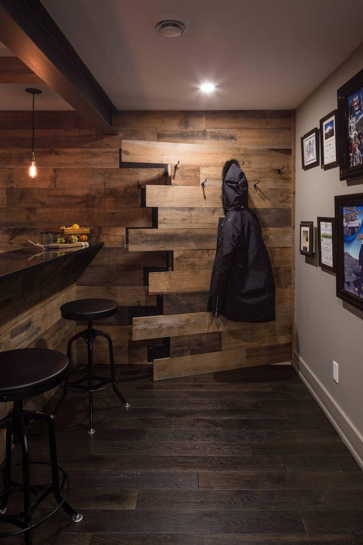 27 Perfectly Captivating Basement Design Ideas 55