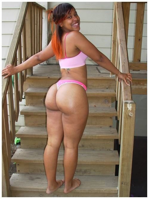 Ebony Sweet Ass 107