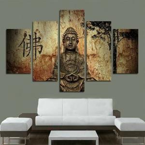 Les 25 meilleures id es de la cat gorie peinture de bouddha sur pinterest a - Peinture sur toile bouddha ...