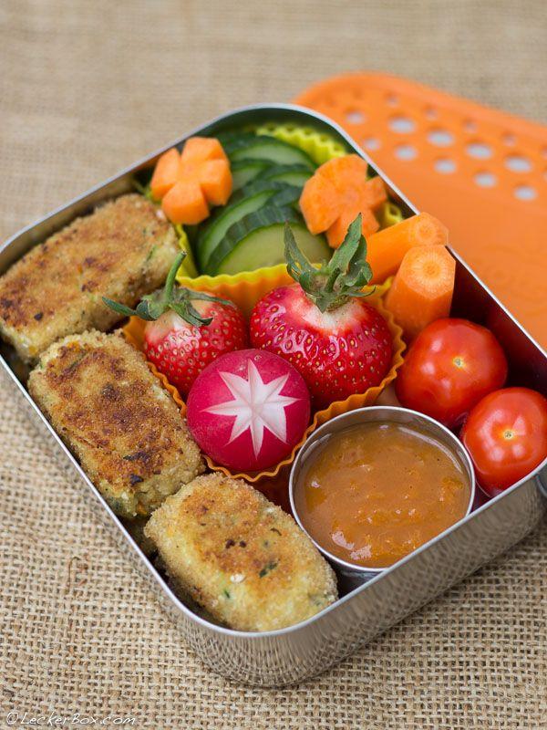 LeckerBox #107: Blumenkohl-Sticks mit Aprikosen-Chutney…
